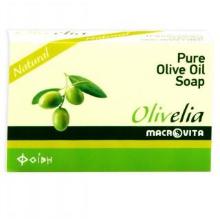 """Традиционное мыло из оливкового масла """"Натуральное"""""""
