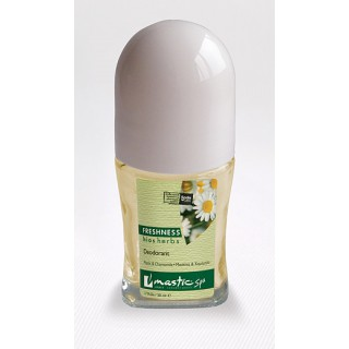 Шариковый дезодорант\Freshnes Deodorant Mastic & Chamomile